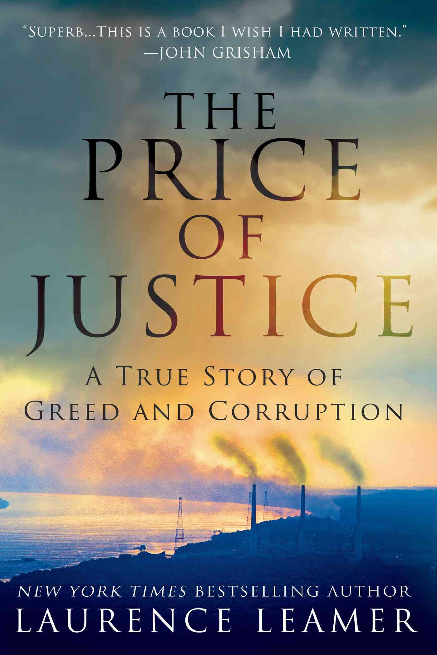 The Price of Justice By Leamer, Laurence